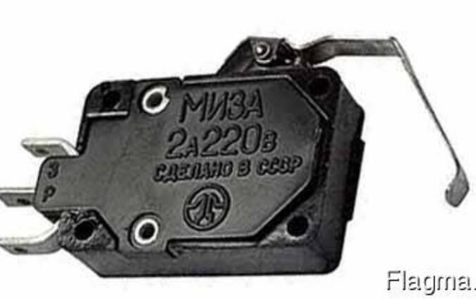 Микро переключатель МИ-3А