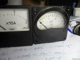 Микроамперметр М91, -50 50мА; Е8030, 30А, Е80,21 7,5кВ