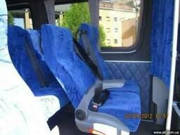 Микроавтобусы с соблюдением всех требований безопасности