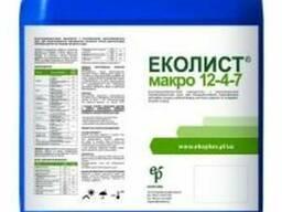 Мікродобрива | Еколист макро 12-4-7 20л