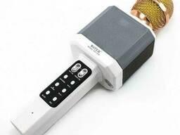 Микрофон-караоке беспроводной Wster WS-1828 Белый (101113)