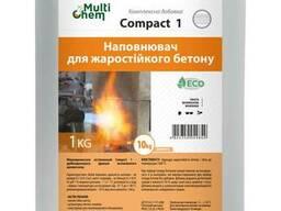 Микрокремнезем активированный Compact 1 Метакаолин, 1 кг