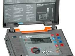 Sonel MMR-630 Мікроомметр, роздільна здатність 0,1мкОм.