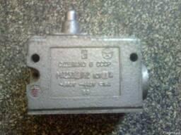 Микропереключатели МП 1302