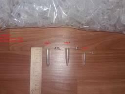 Микропробирка пробирка Эппендорф с крышкой 0,5мл 1,5мл 2мл