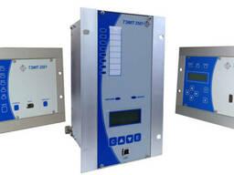Микропроцессорные устройства РЗА серии «ТЭМП 2501»