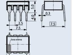 Микросхема КР544УД2А