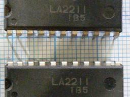 Микросхемы импортные LA2211 LA3607 LA3161 LA3246 LA3376 LA4108 LA4285 LA4440 LA4451