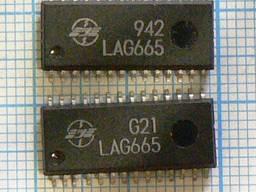 Микросхемы импортные LAG665 LA7837 LA7838 LA7840 LA7845 LA7846 LA42072 LA42102 LA42152