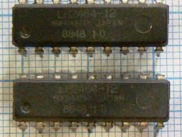 Микросхемы импортные LH2464 LD7575 LF33 LF347 LF351 LF353 LF355 LF356 LF444 LM301