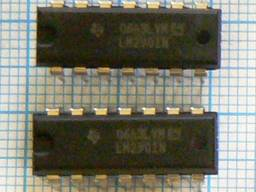 Микросхемы импортные LM2901 LM2902 LM2437 LM2575 LM2576 LM2577 LM2596 LM2596 LM2876