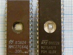 Микросхемы импортные M2764 M27256 M27C1001 LP2950 LS1240 M51995 M52313 M56730 MAX202
