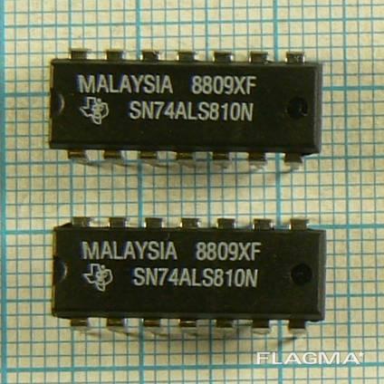 Микросхемы импортные SN74ALS810 SN74LS266 VIPER50 VIPER53 VL82C50 SN75176 BD137-16