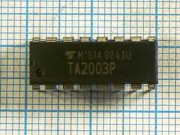 Микросхемы импортные TA2003 TA1343 TA2092 TA7230 TA7240 TA7252 TA7269 TA7270 TA7262