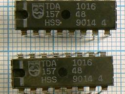 Микросхемы импортные TDA1016 TD62783 TDA1001 TDA1011 TDA1013 TDA1029 TDA1060 TDA1083