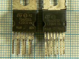 Микросхемы импортные TDA2050 TDA2040 TDA2051 TDA2052 TDA2578 TDA2611 TDA2615 TDA2616