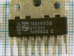 Микросхемы импортные TDA3653 TDA2653 TDA2822 TDA3560 TDA3561 TDA3590 TDA3591 TDA3651