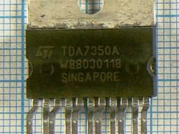 Микросхемы импортные TDA7350 TDA7294 TDA7295 TDA7296 TDA7297 TDA7300 TDA7370 TDA7372