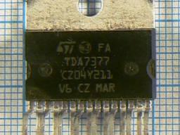 Микросхемы импортные TDA7377 TDA7376 TDA7378 TDA7381 TDA7384 TDA7385 TDA7386 TDA7388