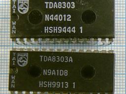 Микросхемы импортные TDA8303 TDA8174 TDA8177 TDA8178 TDA8198 TDA8215 TDA8350 TDA8351