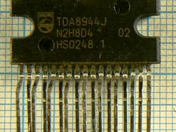Микросхемы импортные TDA8944 TDA8947 TDA9302 TDA9381 TDA9536 TDA9808 TDA9859 TDA16833