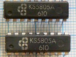 Микросхемы KS5805 L5973 L6203 L6219 L6386 L6506 L6561 L6562 L6598 L9637
