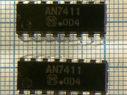 Микросхемы разные AN7411 AN7223 AN7316 AN7338 AN7522 AN15524 AN15525 AN17821