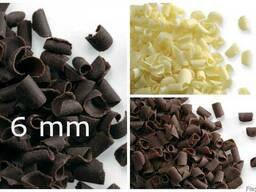 Микростружка из натурального шоколада
