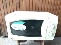 Микроволновая печь LG MB-4022W с грилем, Донецк