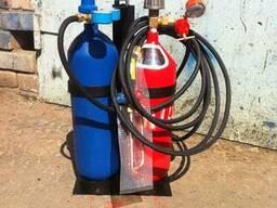 Микс баллоны 1-40 литров. Для газовых смесей.