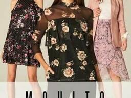 Микс новой одежды Mohito по € 20.00/кг.