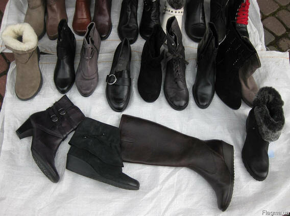 Микс обуви Caprice. Кожа. Осень/зима. 23 евро/пара. Лот - 20