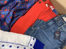 Tommy Hilfiger микс одежды для мужчин и женщин