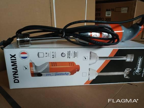 Миксер блендер погружной гомогенизатор Dynamix DMX 160 Blender