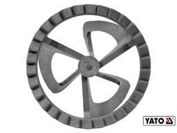 Міксер для фарби та клею оцинкований YATO Ø100 x 500 мм HEX 10-20 кг