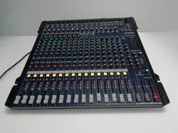 Микшерный пульт Yamaha MG206C (Dynacord, Soundcraft)
