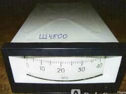 Милливольтметр Ш 4500