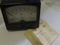 Милливольтметры М-1690А-35. 0-10мв. 0-30в. -15 - 2db . -80