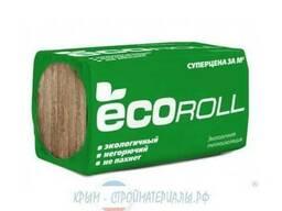 Мин. изоляция Knauf ecoroll (100х610х1230) 6м2