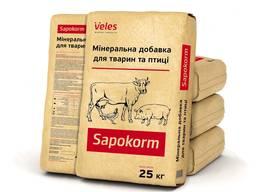 """Мінеральна добавка для птиці та тварин """"Сапокорм"""""""