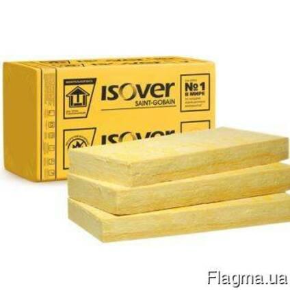 Мінеральна вата Ізовер (Isover)Штукатурний фасад100X600X1200