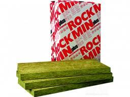 Минеральная утеплительная вата Rockmin(пл.30 кг/м2) 100мм