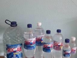 """Минеральная вода """"якісна"""""""