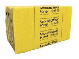 Минеральные плиты для звукоизоляции AcousticWool Sonet 50мм