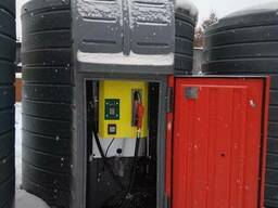 Мини АЗС Резервуар Swimer 10000л ДТ ДП топливо AdBlue КАС