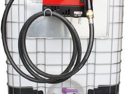 Мини АЗС в ящике 220В 56л/мин для диз топлива, Cube 56 PIUSI