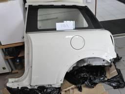 Mini Cooper one r55 r56 четверть задняя левая крыло