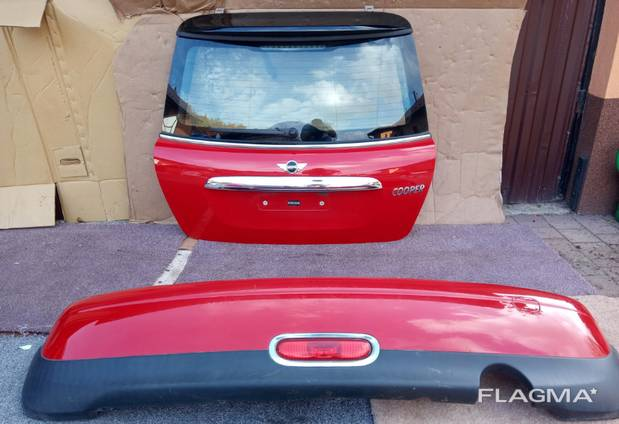 Mini Cooper R56 R57 Крышка багажника