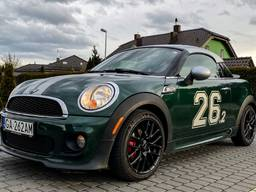 Mini Cooper R58 Coupe Разборка