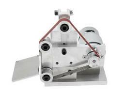 Мини гриндер Minibelt G10 ленточный шлифовальный станок комплект